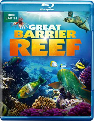 GREAT BARRIER REEF BY BRICKELL,JAMES (Blu-Ray)